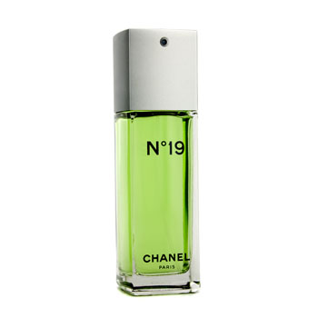 buy Chanel No.19 Eau De Toilette Spray Non-Refillable 100ml/3.3oz  skin care shop