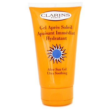 Para a pele da mulher, Clarins, Clarins After Sun Gel Ultra Soothing 150ml/5oz