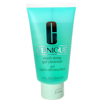 Para a pele da mulher, Clinique, Clinique Wash-Away Gel Cleanser 150ml/5oz