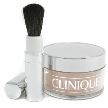 Blended Face Powder, Brush - #03 Transparency