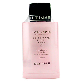 Ultima Interactives Refreshing Toner ( Normal to Dry Skin )