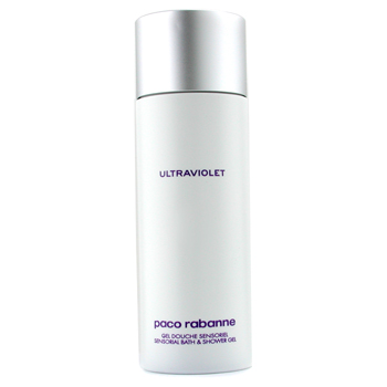 Paco Rabanne Ultraviolet Shower Gel 200ml/6.7oz