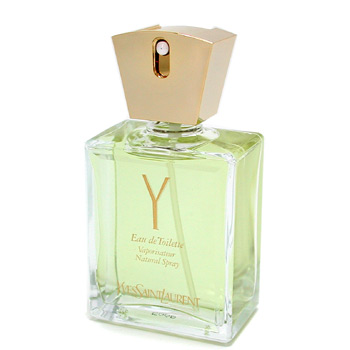 Buy Yves Saint Laurent Y Eau De Toilette Spray, Yves Saint Laurent online.