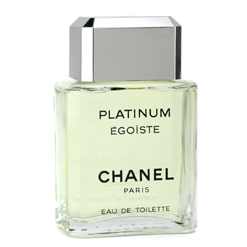 Chanel Egoiste Platinum Eau De Toilette Splash 75ml/2.5oz