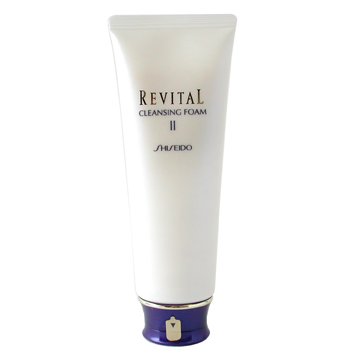 Shiseido Revital Limpiadora Espuma II ( Normal to Dry Skin Type )