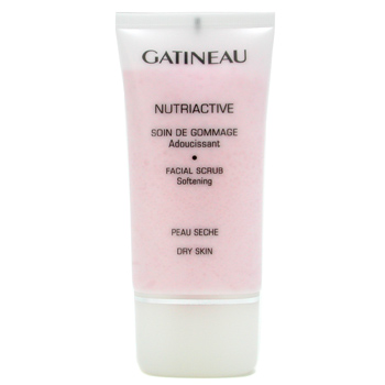 buy Gatineau Nutriactive Facial Scrub Softening (For Dry Skin) 75ml/2.5oz  skin care shop