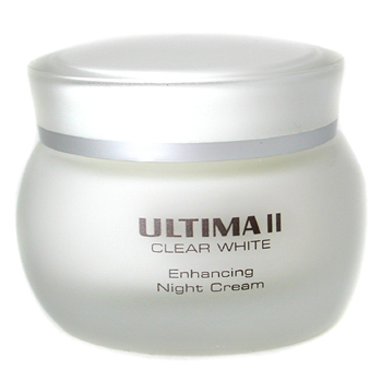 Ultima Clear White Enhancing Night Cream