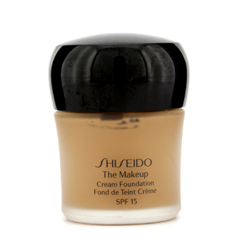 buy Shiseido The Makeup Cream Foundation - O80 Deep Ochre 30ml/1.2oz  skin care shop