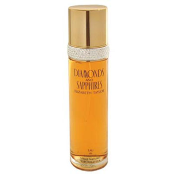 buy Elizabeth Taylor Diamonds & Sapphires Eau De Toilette Spray 100ml/3.3oz  skin care shop