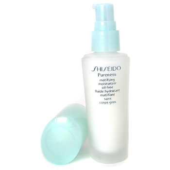 Para a pele da mulher, Shiseido, Shiseido Pureness Matifying Moisturizer Oil-Free 50ml/1.7oz