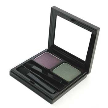 Yves Saint Laurent Ombre Vibration Duo - #21 Silver Mauve/Silver Green 3.5g/0.12oz