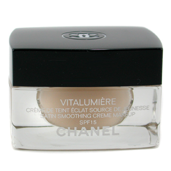 Chanel Vitalumiere Cream Makeup SPF15 # 20 Clair 30ml/1oz