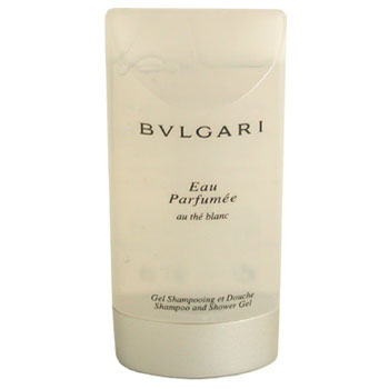 Bvlgari Au the Blanc Shampoo & Shower Gel 200ml/6.7oz