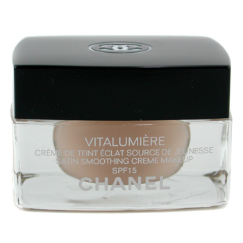 Chanel Vitalumiere Cream Makeup SPF15 # 25 Petale 30ml/1oz