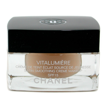 Chanel Vitalumiere Cream Makeup SPF15 # 50 Natural 30ml/1oz