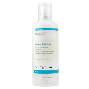buy Murad Clarifying Body Spray 125ml/4.3oz  skin care shop