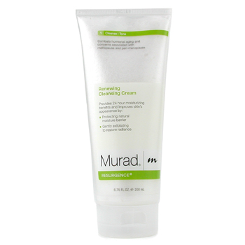 buy Murad Renewing Cleansing Cream 200ml/6.75oz skin care shop