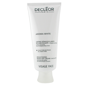Decleor Aroma White Brightening Make Off Crema ( Tamano Salon )