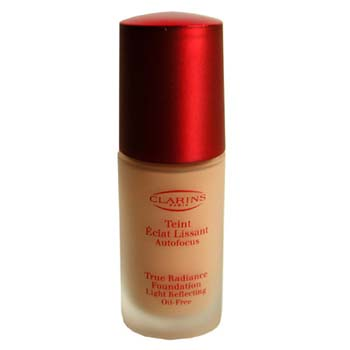 Clarins True Radiance Base maquillaje - #10 Dore Cannelle/ Tender Gold