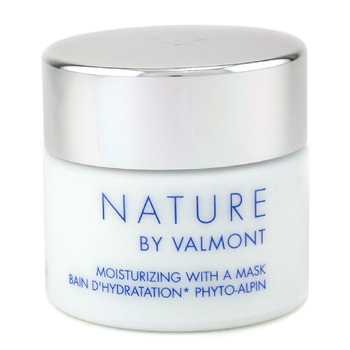 buy Valmont Nature Moisturizing With A Mask 50ml/1.78oz  skin care shop