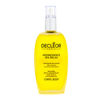 Decleor Aromessence SPA Relax Body Concentrate ( tamano salon )