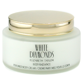buy Elizabeth Taylor White Diamonds Perfumed Body Cream 250ml/8.4oz  skin care shop