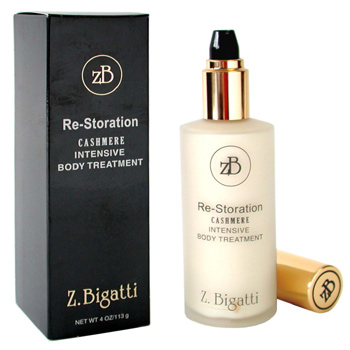 Z. Bigatti Re-Storation Cashmere Body Lotion