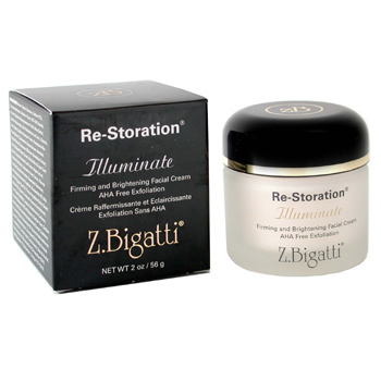 Z. Bigatti Re-Storation Illuminate Firming & Brightening Facial Cream