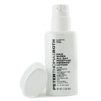 buy Peter Thomas Roth Max Sheer All Day Moisture Defense Lotion SPF 30 50g/1.7oz  skin care shop