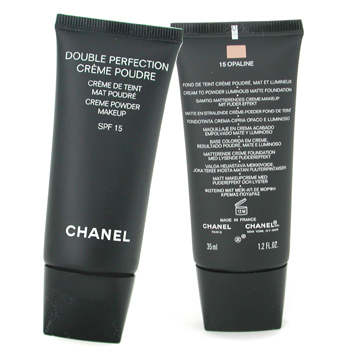 Chanel Polvos Crema Double Perfection SPF 15 - 15 Opaline