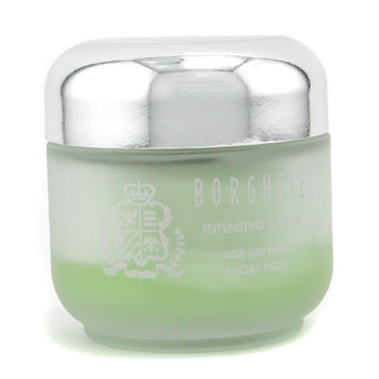 buy Borghese Intensivo Tonico Age Defying Facial Pads 30pads  skin care shop