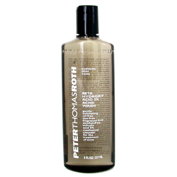buy Peter Thomas Roth Beta Hydroxy Acid 2% Acne Wash 250ml/8.5oz  skin care shop