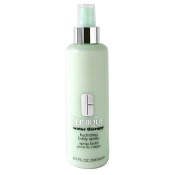Water Therapy Hydrating Body Spray - Clinique - Skincare - StrawberryNET.com :  clinique moisturizer body skin care