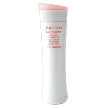 buy Shiseido Body Creator Aromatic Sculpting Gel - Anti-Cellulite 200ml/6.7oz  skin care shop
