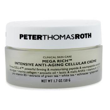 buy Peter Thomas Roth Mega Rich Intensive Anti-Aging Cellular Creme 50g/1.7oz  skin care shop