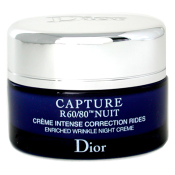 Christian Dior Capture R60/80 Bi-Skin Enriched Wrinkle Night Cream 50ml/1.7oz