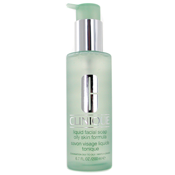 Clinique Liquid Facial Soap Oily Skin Formular 6F39