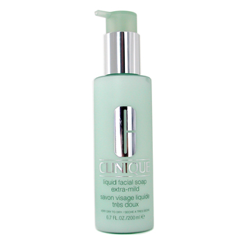 Clinique Liquid Facial Jabon Extra-Suave