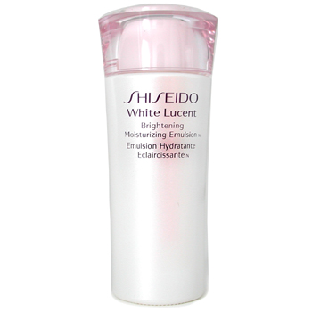 Para a pele da mulher, Shiseido, Shiseido White Lucent Brightening Moisturizing Emulsion N 100ml/3.4oz