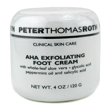 Peter Thomas Roth AHA Exfoliating Foot Cream