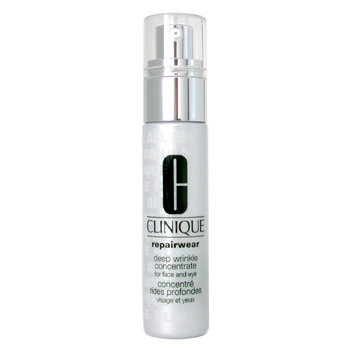 Clinique Repairwear Deep Wrinkle Concentrate ( para Cara y Ojos )