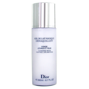 Christian Dior Magique Cleansing Gelee For Face  Lips & Eyes 200ml/6.7oz