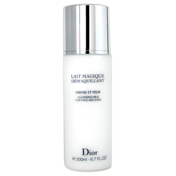 Christian Dior Magique Cleansing Milk For Face & Eyes 200ml/6.7oz