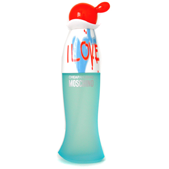 buy Moschino I Love Love Eau De Toilette Spray 50ml/1.7oz  skin care shop