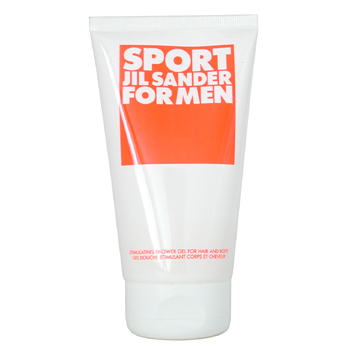 buy Jil Sander Sander Sport For Men Stimulating Shower Gel For Hair & Body 150ml/5oz  skin care shop