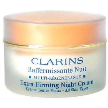 Para a pele da mulher, Clarins, Clarins New Extra Firming Night Cream ( All Skin Types ) 50ml/1.7oz