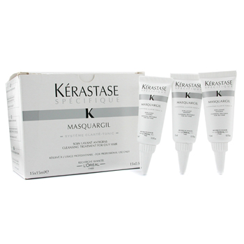 L'Oreal Kerastase Specifique Masquargil Cleansing Treatment ( Oily Hair )