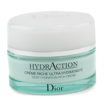 Christian Dior HydrAction Deep Hydration Rich Cream ( Dry Skin ) 50ml/1.7oz