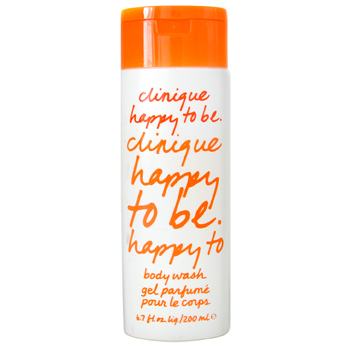 Clinique Happy To Be Body Wash