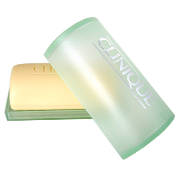 Para a pele da mulher, Clinique, Clinique Facial Soap - Mild ( With Dish ) 100g/3.5oz